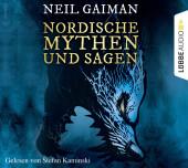 Nordische Mythen und Sagen, 6 Audio-CDs Cover