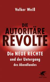 Die autoritäre Revolte Cover