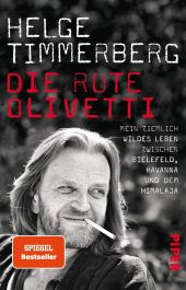 Die rote Olivetti Cover