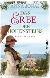 Das Erbe der Hohensteins Cover