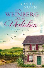 Ein Weinberg zum Verlieben Cover