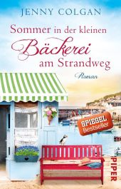 Sommer in der kleinen Bäckerei am Strandweg Cover