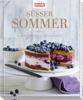 Süßer Sommer - Kuchen, Törtchen und feine Desserts Cover