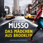 Das Mädchen aus Brooklyn, 6 Audio-CDs Cover