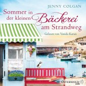 Sommer in der kleinen Bäckerei am Strandweg, 2 MP3-CDs Cover
