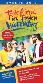 Feste feiern in Baden-Württemberg, Events 2017 Cover