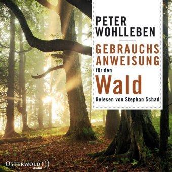 Gebrauchsanweisung für den Wald, 6 Audio-CDs