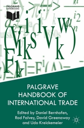 Palgrave Handbook of International Trade