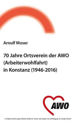 70 Jahre Ortsverein der AWO (Arbeiterwohlfahrt) in Konstanz