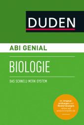 Abi genial Biologie