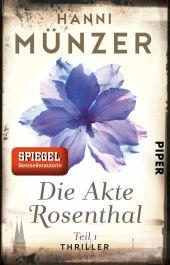 Die Akte Rosenthal Cover