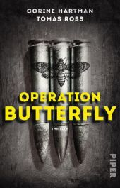 Operation Butterfly Cover