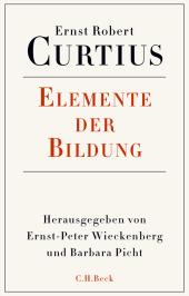 Elemente der Bildung Cover