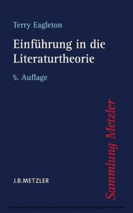 Einführung in die Literaturtheorie