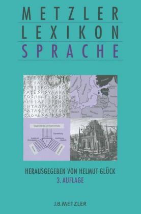 Metzler Lexikon Sprache
