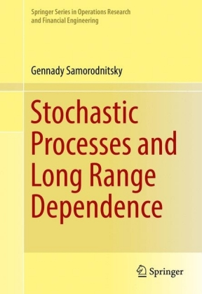 Stochastic Processes and Long Range Dependence