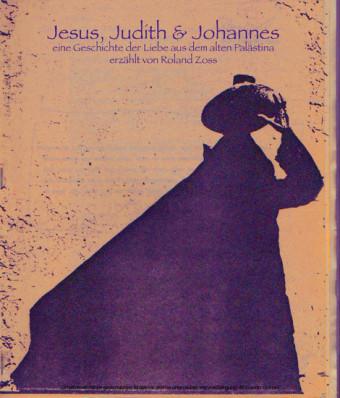 Jesus, Judith & Johannes