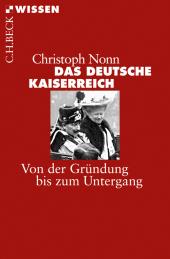 Das deutsche Kaiserreich Cover