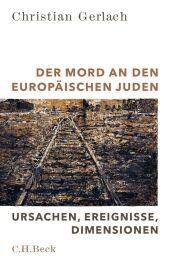Der Mord an den europäischen Juden Cover
