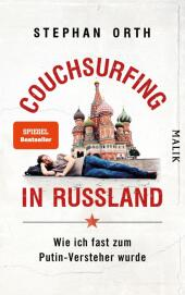 Couchsurfing in Russland Cover