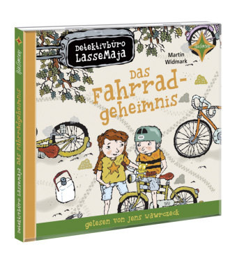 Detektivbüro LasseMaja - Das Fahrradgeheimnis, 1 Audio-CD