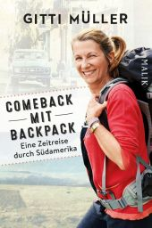 Comeback mit Backpack Cover