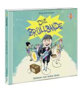 Die Brüllbande, 2 Audio-CDs Cover