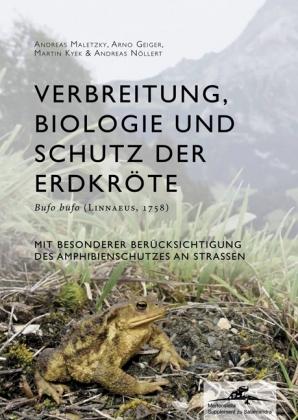 Verbreitung, Biologie und Schutz der Erdkröte Bufo bufo (LINNAEUS, 1758) mit besonderer Berücksichtigung des Amphibiensc