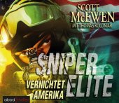 Sniper Elite - Vernichtet Amerika, 10 Audio-CDs