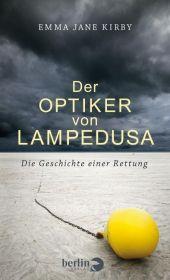 Der Optiker von Lampedusa Cover