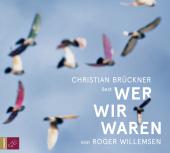 Wer wir waren, 1 Audio-CD Cover