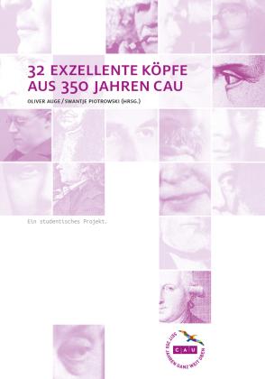 32 exzellente Köpfe aus 350 Jahren CAU