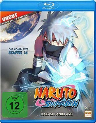 Naruto Shippuden - Kakashi Anbu Arc