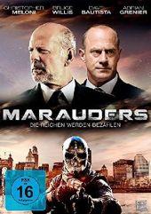 Marauders - Die Reichen werden bezahlen, 1 DVD Cover