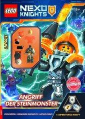 LEGO® Nexo Knights - Angriff der Steinmonster Cover