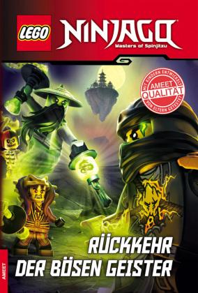 LEGO Ninjago - Rückkehr der bösen Geister