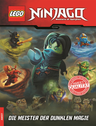 LEGO Ninjago - Die Meister der dunklen Magie