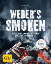 Weber's Smoken Cover