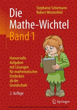 Die Mathe-Wichtel Band 1
