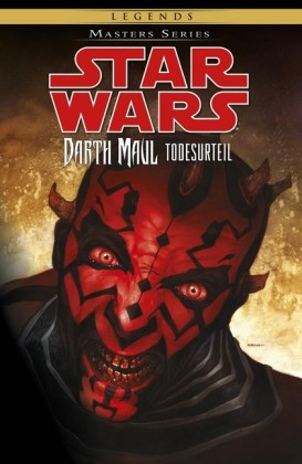 Star Wars, Masters 16 - Darth Maul - Todesurteil