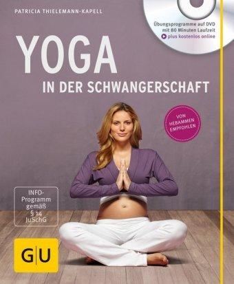 Yoga in der Schwangerschaft, m. DVD