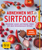 Abnehmen mit Sirtfood Cover