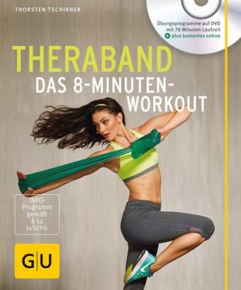Theraband, m. DVD