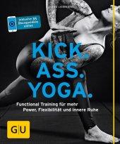 Kick Ass Yoga Cover