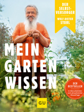 Der Selbstversorger: Mein Gartenwissen Cover