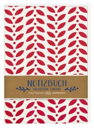 Notizbuch - All about red