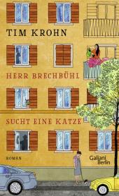 Herr Brechbühl sucht eine Katze Cover