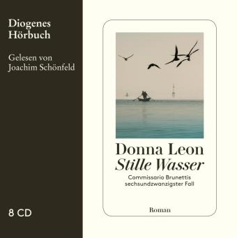 Stille Wasser, 8 Audio-CDs