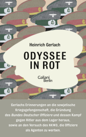 Odyssee in Rot Cover