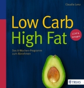 Low Carb High Fat Cover